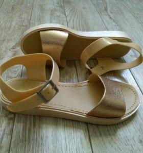 Новые сандали 🔥