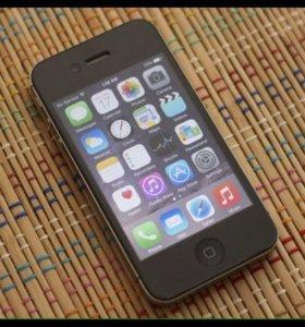 iPhone 4s Продажа-Обмен