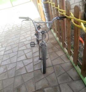 BMX estern bike