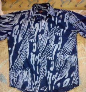 Рубашка мужская 54-56