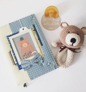 Бебибук для малыша