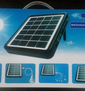 Много функциональная солнечная батарея