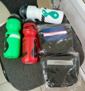 Бутылочки,сумки велосипедные
