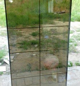 Двойной стекло пакет (4шт)
