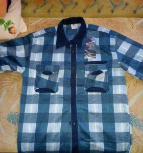 Рубашка мужская 60 размер