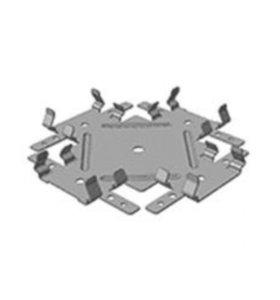 Соединетель одноуровневый 60*27 Кнауф (краб)