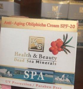 Anti-aging oblipicha cream HEALTH&BEAUTY
