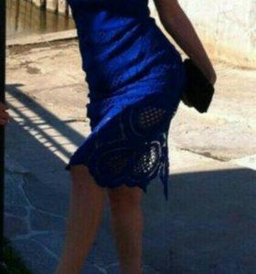 Очень крутое бандажное платье 👗44 р-р