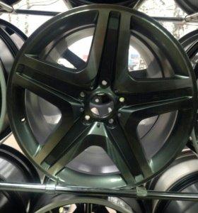 Новые диски для гелендваген 6.3 AMG