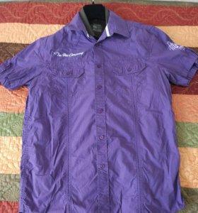 Новая Мужская рубашка, сорочка Tim Moore 46-48  M