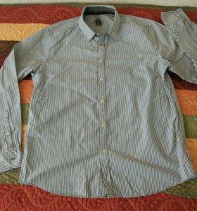 Новая мужская рубашка, сорочка Springfield 50р XL