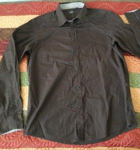 Новая мужская рубашка, сорочка Mexx 54р XXL