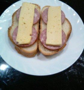 Бутерброды(свежие)