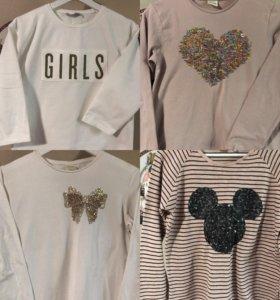 Вещи для девочки 13-14 лет