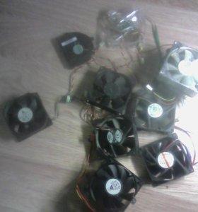 Вентиляторы (кулеры)