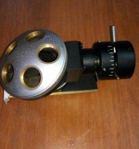 револьверная головка для микроскопа Leitz wetzlar