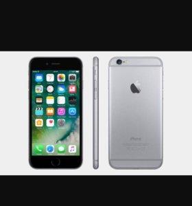iPhone 6silver 16GB