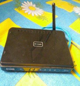WiFi D'link DIR 320