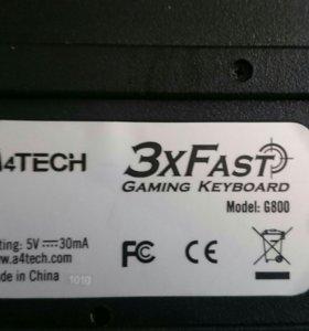 Клавиатура х7 G800