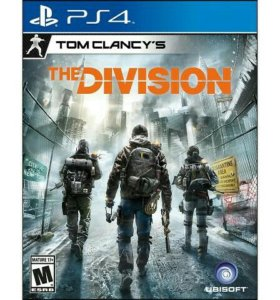 Tom Clansy's The Division для PS 4