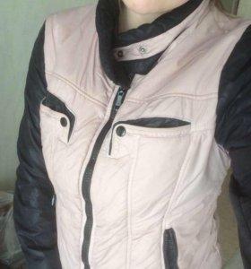 Куртка осенняя (тёплая)