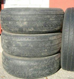 Шины Dunlop ST20 225/60 R17 4шт(б/у)