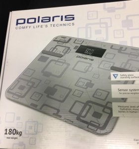 Электронные напольные весы Polaris PWS 1834D GF