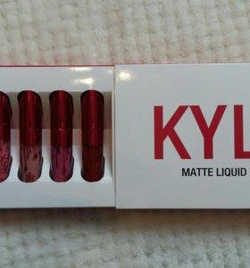 Kylie набор из 6 помад