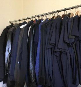 Брендовая одежда для мужчин 44-50