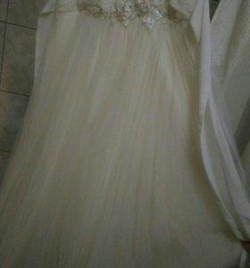 ПРОСТО ОФИГЕНСКОЕ ❤❤ Свадебное платье