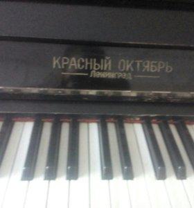 """Пионино """" Красный Октябрь"""""""
