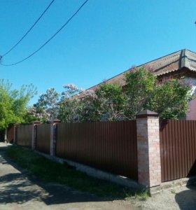 Дом, 115 м²