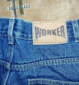 Джинсы worker