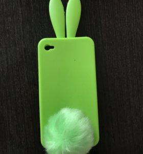 Чехол на 4 айфон