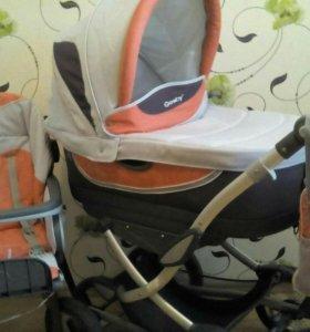 Детская коляска Geoby 2в1