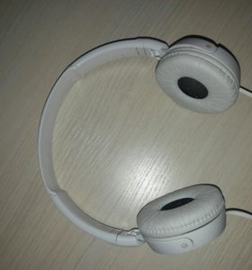 Наушники Sony MDR-ZX110W белые
