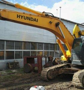 Гусеничный экскаватор Hyundai R360-LC7A