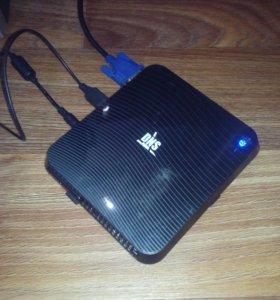 Компьютер DNS-Porto