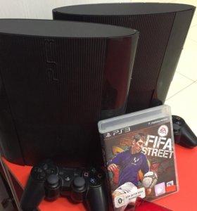 Консоли Sony PS3 12 и 500 гб продажа