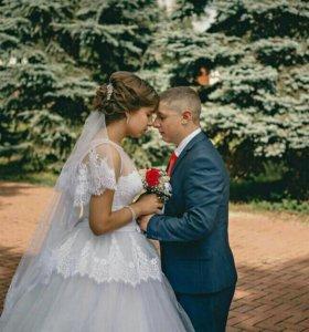 Свадебное платье , продажа или на прокат