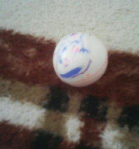 Мячик по прыгунчик