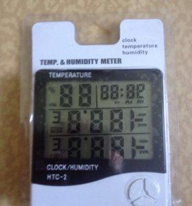 термометр нтс2 показывает влажность а доме