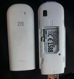 Модем ZTE