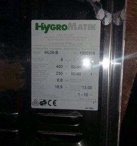 Парогенераторы HygroMatik для саун хамам