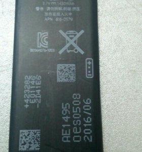 Аккумуляторы на iPhone 3, 4, 5