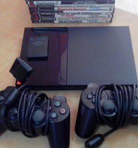 Игровая консоль Sony PS2 90008