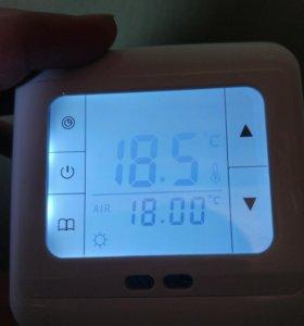 Новый, Терморегулятор, термостат, для отопления