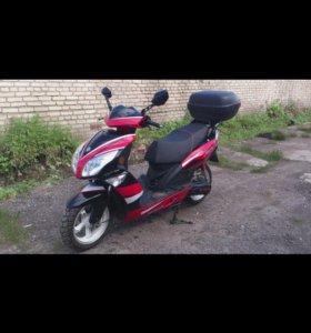 Скутер Irbis rzr 150