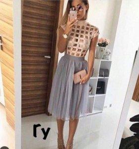 Новая юбка размер 42-46 един