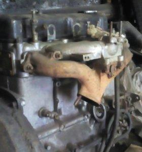 Двигатель от Уазика